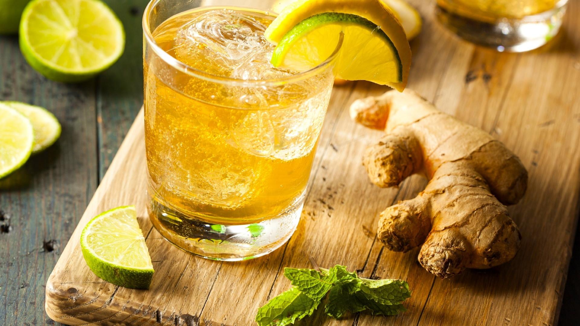 Имбирный сок: мощный антивирус